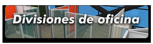 botones-divisiones de oficina